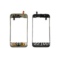 Freeshipping Complete Mid Frame, Plastic Mid chassis with All Components for iPhone 3G 5pcs/lot . .