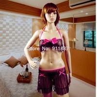 Sexy Lingerie Bikini Lace Bra Babydoll Sleepwear Underwear Swimwear Dress EP98