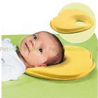 Baby Infant Pillow Heart Shape Support Cushion Headrest Prevent Flat Head