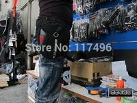 Free Shipping Drop Leg bag / Knight waist bag/ Motorcycle bag / outdoor package multifunction bag