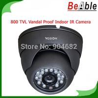 SONY Security Camera 800 TVL Vandal Proof Indoor IR Camera 23 pcs IR LEDs 3.6 mm lens CCTV Camera