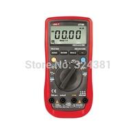 ALKcar 1pc UNI-T UT109 Handheld Auto Ranging Multimeters UT109 DC AC Voltage Current Resistance Capacitance Frequency Tester