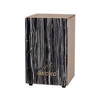Ecko card for g drum flamenco drum wooden box african cajon drum rattan drum