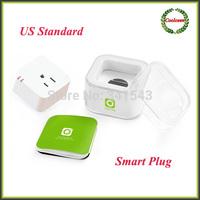 us standard remote control wifi plug for smart home