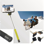 Timer support bluetooth camera phones telephoto self-time frame from the shaft