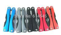 10in1 Multifunction Folding Pliers Swiss Knife Outdoor Travel Tool L size