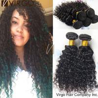 Malaysian Virgin Curly Hair Bundles Rosa Hair Products Natural Black Malaysian Deep Wave Curly Remy Human Hair Extensions 3Pcs