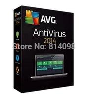 AVG Internet Security AVG Antivirus security 2015 2014 3Years 3 PC 100% Working antivirus Software