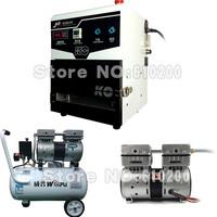 New OCA Vacuum Laminator Laminating Machine Refurbish Repair OCA Lamination Machine + Air Compressor +No oil mute Vacuum Pump