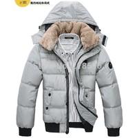 New 2015 autumn -summer men down jacket and men's winter jacket and Men's coat Winter overcoat Outwear
