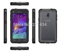 IP68 key Swim Diving Dive Sea waterproof Dirtproof Shockproof Snowproof Drop Water Proof case cover for Samsung Galaxy Note 4 II