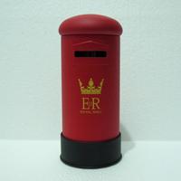 free shipping London souvenir UK post box money box England post money box