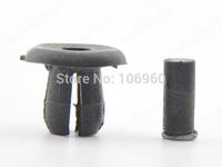 Wholesale Bumper Clip & Moulding Clip Plastic Spread Rivet 25pcs