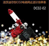 Aquarium DICI CO2 Regulator DC02-01 with bubble counter, Cylinders Pressure Regulator