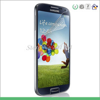 2014 Newest Fashion Design screen clear Mobile Phone Screen Protector for galaxy s4