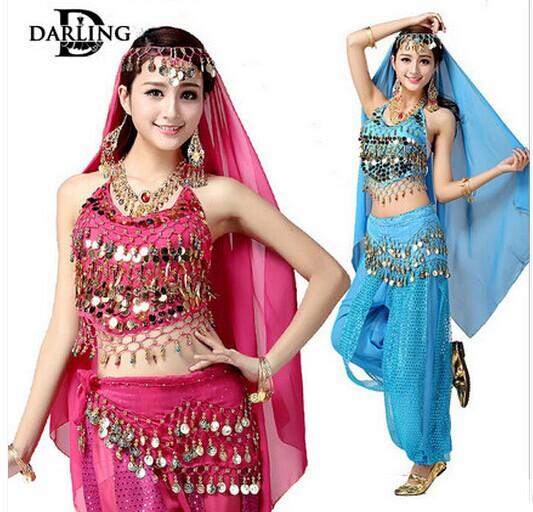 vientre profesional bellydance vestuario para mujer del bailarín ropa