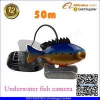 HD Underwater Fishing Camera  600TVL IP68 ,fish finder camera+50m cable freeshipping