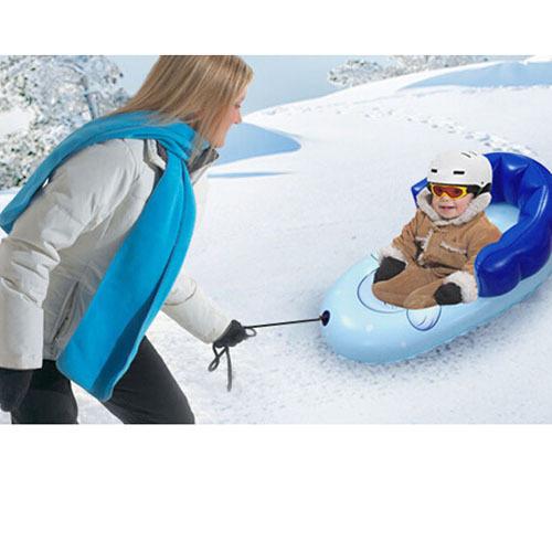 2014 Free shipping snow tube ,sleds ,Snow tube sofa Inflatable ski ring children's ski thicken skating ring OO3(China (Mainland))