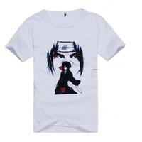 cosplay anime costume naruto akatsuki itachi uchiha T-shirt