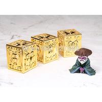 2014 NEW H=7CM  DATONG Saint Seiya  Alloy Cloth Box AOL 1/2/3/4 SET  (3PCS/SET) new box