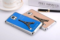 2014 New Arrived For Samsung Note 4 Iron Tower Cover for Samsung Galaxy Note 4 N910 Phone Case