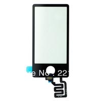 Wholesale Touch Screen Digitizer for iPod Nano 7(black/white)   2pcs/lot