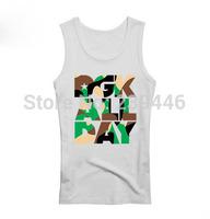 Quality Custom Men Everyday DGK I Love Weed Tank Tops Sportswear Skateboard Vests Sleeveless Top Shirts