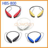 HBS-800 for LG Tone Samsung iphone Sport Stereo Wireless Bluetooth 4.0 Headset Headphone Earphone