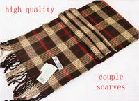 wholesale couple scarves foulard desigual luxury casual brand winter echarpe plaid scarf men bufanda echarpes women china