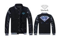 diamond supply co sweatshirt sweater brand hip hop new  diamond crewneck sweatshirt Jackets shirt good quality