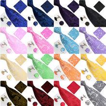 2014 Hot Selling Solid Ties Mature Men's Neckties Tie Hanky Cufflinks Sets(China (Mainland))