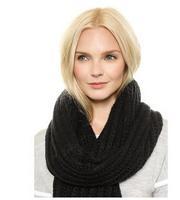 2014 Pure warm unisex scarf shawl autumn wild coarse knitting knitting scarves free shipping