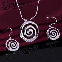 S628 2014 bulk sale cheap bridal party jewelry sets