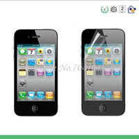 High quality Front Clear Screen Protector for apple iphone 4 4s