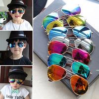 2014 kids' glasses cool again fashion Childrens Sunglasses to boy & girl 3026