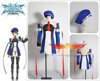 Anime Blazblue Noel Vermillion Cosplay Costume Custom Made Custom Made Free Shipping