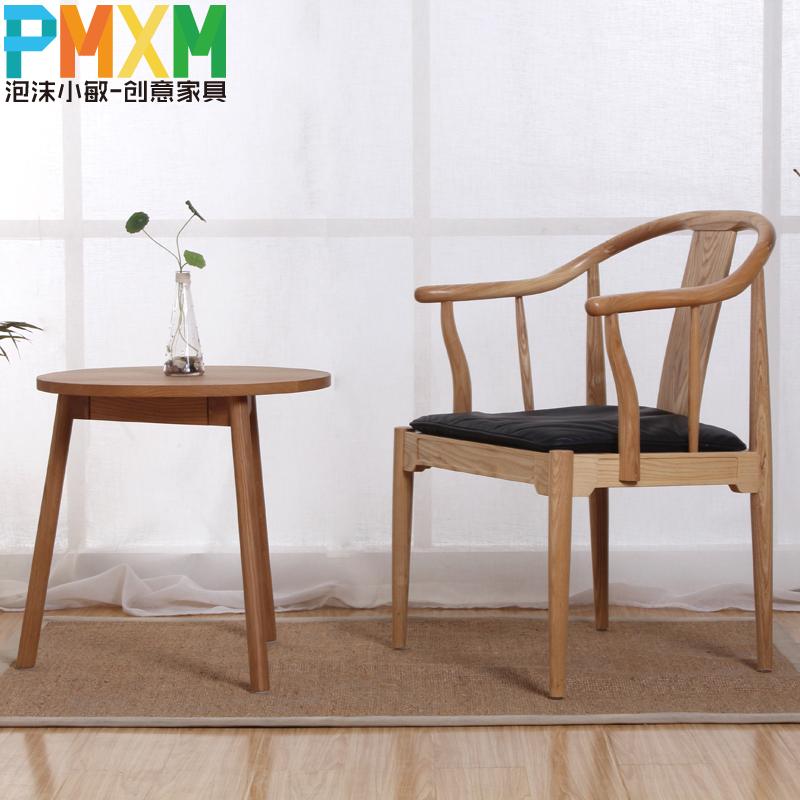 Moderno neocl sico sill n silla reposabrazos siguiente - Sillas para dormitorio moderno ...