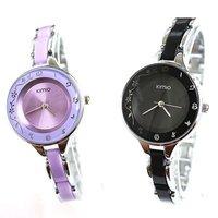 New Original brand eyki Kimio Lady Fashion Bracelet Watch Japan quartz with tag watches  factory wholesale hot wrist watch