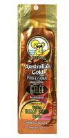 Wholesale Australian Gold Gelee 15ml SACHET Sunbed Cream with Hemp Seed Oil dark tanning lotion Tan Accelerator For Solarium Use