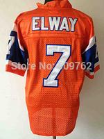 Denver 7 John elway throwback jersey 27 steve alwater jerseys 30 terrell davis jersey wholesale free ship