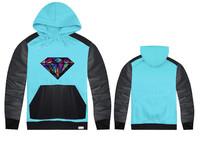 Men Diamond Supply CO Hoodies autumn winter clothing casual designer Hip Hop Men's sweatshirt cardigan hoodie outerwear