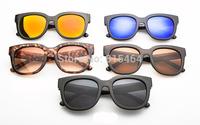 Fashion hot sale women Japan Korea cat eye vintage sunglasses of designer brand,elegant female outdoors brand fashion glasses