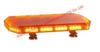 LED Amber Mini Light Bars/Lightbar for police emergency vehicle