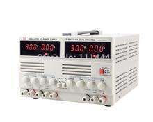 Выход в двухканальном режиме 30 В 5а постоянного тока стабилизированный регулируемый линейный источник питания постоянного тока мобильный телефон / ноутбук питания
