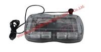Free Shipping, 1W Amber LED Mini Light Bars/Lightbar for police emergency vehicle