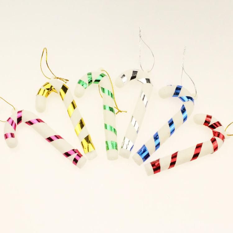 7cm hete verkoop het snoepgoed voor de kerstboom decoratie voor kerstfeest met vele kleuren in - Decoratie eenvoudig voor het leven ...