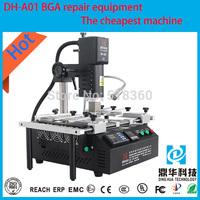 Smallest packing BGA chip repairing machine for sale