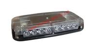 Low Profile ,1W Amber LED Mini Light Bars/Lightbar for police emergency vehicle