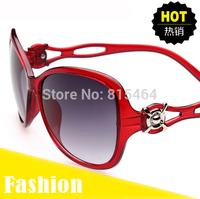 New arrival hot sale women fashion summer outdoors sunglasses vintage style,designer brand female cat eye fashion glasses