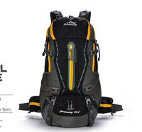 Wholesale custom / 2014 male and female models outdoor climbing bag / shoulder bag / outdoor hiking backpack / Outdoor